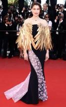 2013 Cannes Laetitia Casta in Christian Dior Spring 2013 Couture