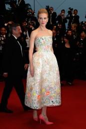 2013 Cannes Nicole Kidman in Dior