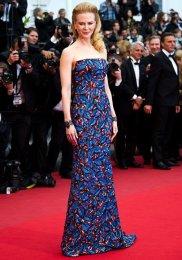 2013 Cannes Nicole Kidman in L'Wren Scott Fall 2013