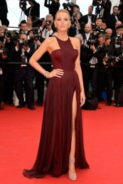 2014 Cannes Blake Lively in Gucci