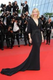 2015 Cannes Cate Blanchett in Armani Prive