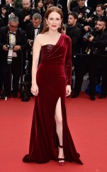 2015 Cannes Julianne Moore in Givenchy