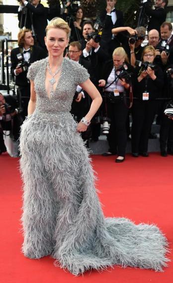 2015 Cannes Naomi Watts in Elie Saab