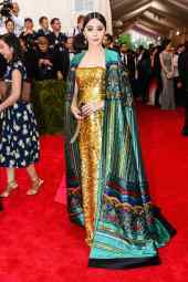 The Metropolitan Museum of Art's COSTUME INSTITUTE Benefit Celebrating the Opening of China: Through the Looking Glass - Red Carpet Arrivals