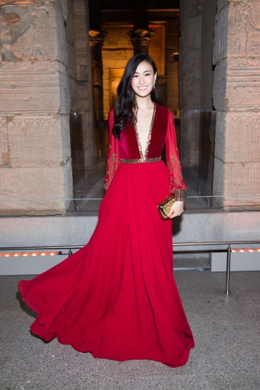 The Metropolitan Museum of Art's COSTUME INSTITUTE Benefit Celebrating the Opening of China: Through the Looking Glass - Cocktails