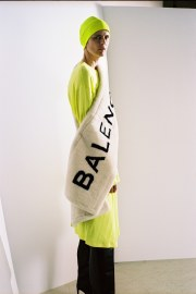 Balenciaga Pre-Fall 2016 Look 1