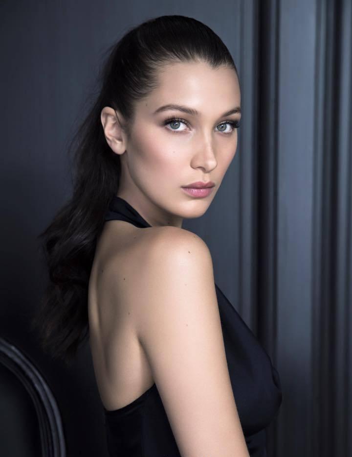 Bella Hadid Dior Beauty