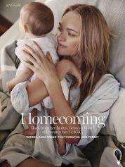 Gemma Ward Vogue Australia November 2014
