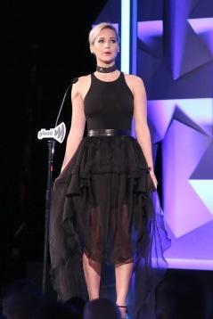 Jennifer Lawrence in Antonio Berardi Fall 2016-1