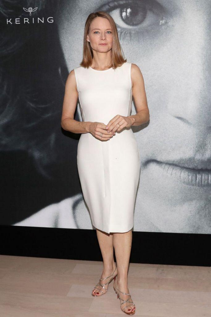 Jodie Foster in Max Mara