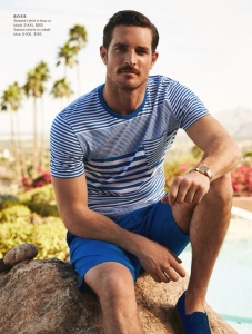 Justice Joslin X Lord & Taylor Summer Catalogue -2016.5.26-