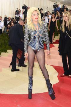 Lady Gaga in Atelier Versace-2