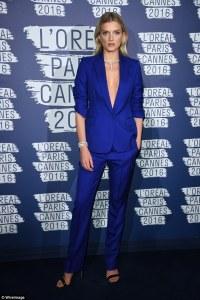 Lily Donaldson in Stella McCartney -2016.5.19-