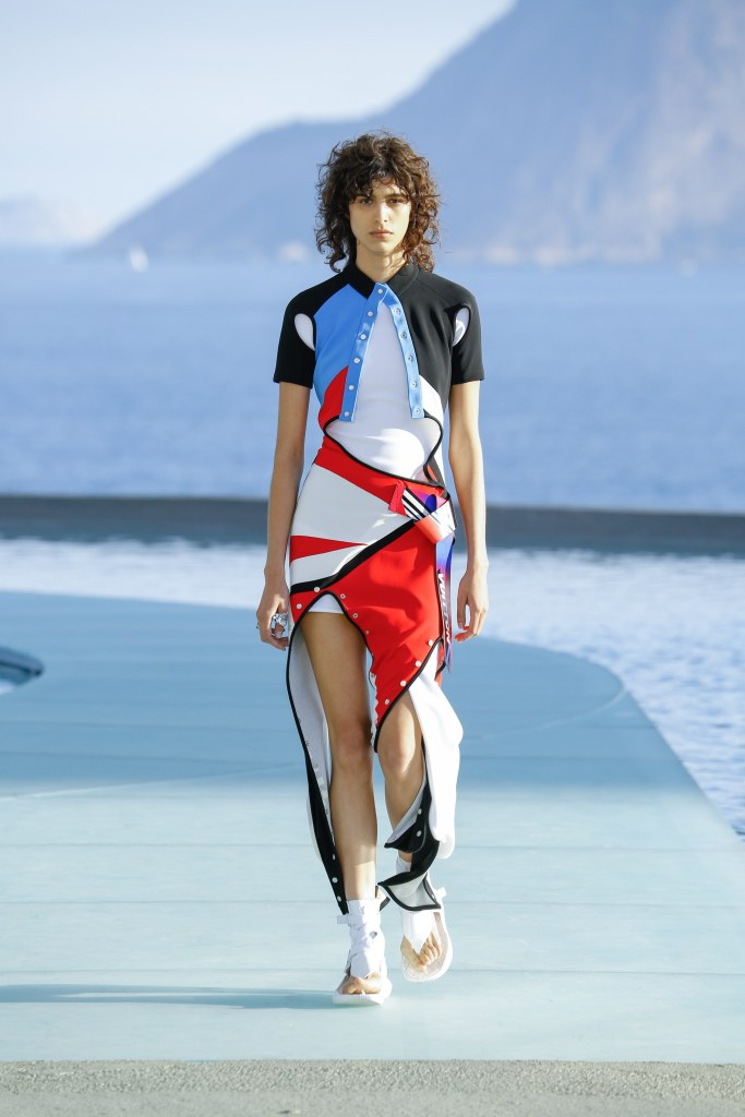Louis Vuitton Resort 2017 Look 1