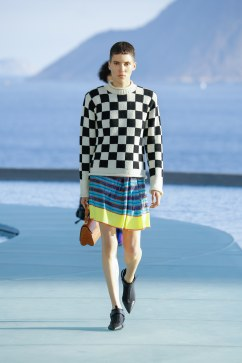 Louis Vuitton Resort 2017 Look 18