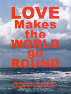Love Makes The World Go Round -2016.5.20-