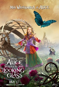 Mia Wasikowska X Alice Through The Looking Glass -2016.5.28-