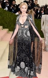 Nicole Kidman in Alexander McQueen Fall 2016
