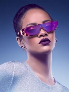 Rihanna X Dior Sunglasses Campaign -2016.5.25-
