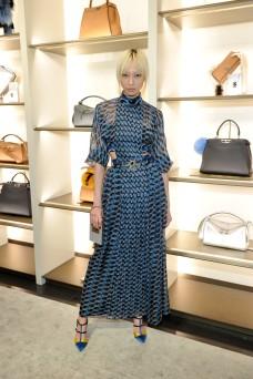 """Fendi And Vogue Celebrate Fendi Beverly Hills"""