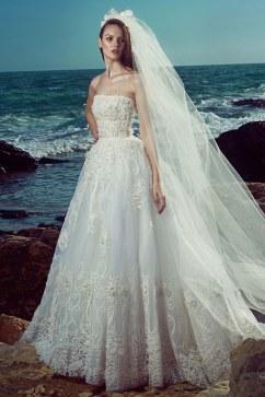 Zuhair Murad Bridal Spring 2017 Look 5