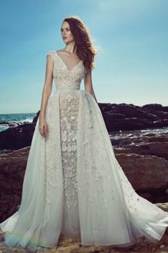 Zuhair Murad Bridal Spring 2017 Look 6