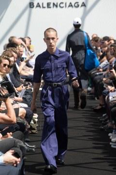 Balenciaga Spring 2017 Menswear Look 20