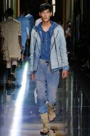 Balmain Spring 2017 Menswear Look 10