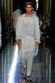 Balmain Spring 2017 Menswear Look 11