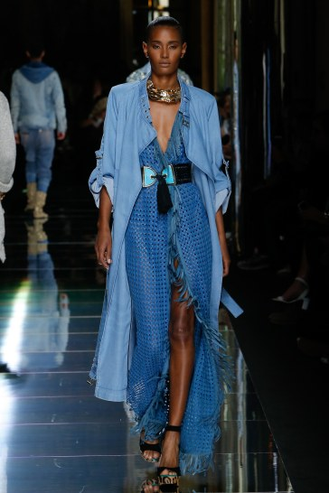 Balmain Spring 2017 Menswear Look 12