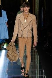 Balmain Spring 2017 Menswear Look 14
