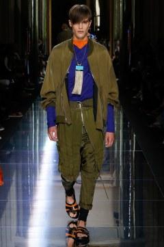 Balmain Spring 2017 Menswear Look 20