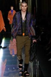 Balmain Spring 2017 Menswear Look 24