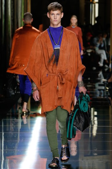 Balmain Spring 2017 Menswear Look 25