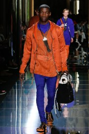 Balmain Spring 2017 Menswear Look 27