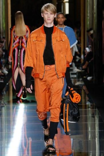 Balmain Spring 2017 Menswear Look 38
