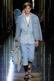 Balmain Spring 2017 Menswear Look 4