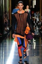 Balmain Spring 2017 Menswear Look 41