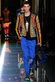 Balmain Spring 2017 Menswear Look 43