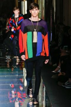 Balmain Spring 2017 Menswear Look 46