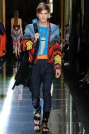 Balmain Spring 2017 Menswear Look 48