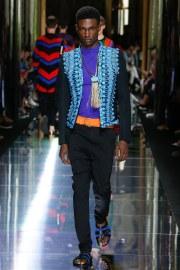 Balmain Spring 2017 Menswear Look 49