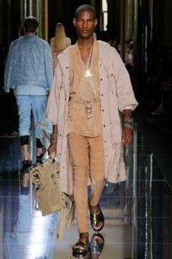 Balmain Spring 2017 Menswear Look 5