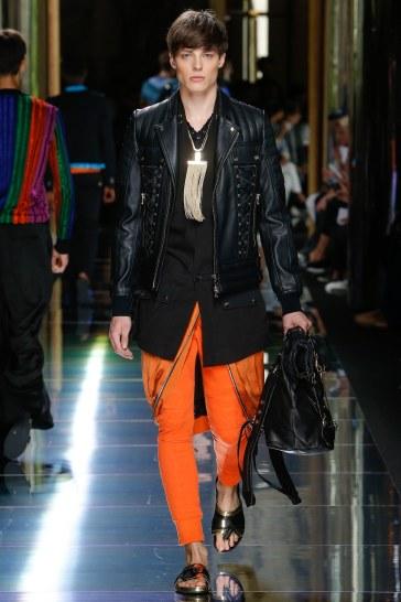 Balmain Spring 2017 Menswear Look 51