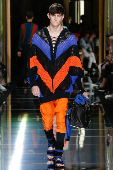 Balmain Spring 2017 Menswear Look 52