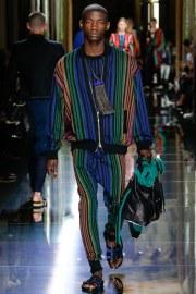Balmain Spring 2017 Menswear Look 56