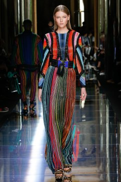 Balmain Spring 2017 Menswear Look 57