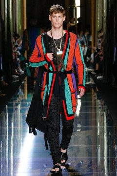 Balmain Spring 2017 Menswear Look 58