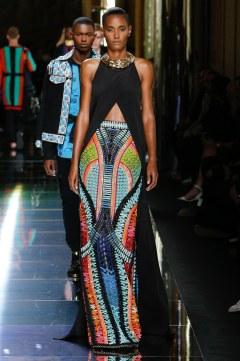 Balmain Spring 2017 Menswear Look 59