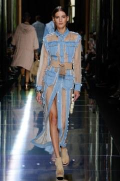 Balmain Spring 2017 Menswear Look 6